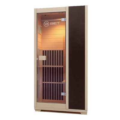 Infrasauna BIET Pure 1.0 brown